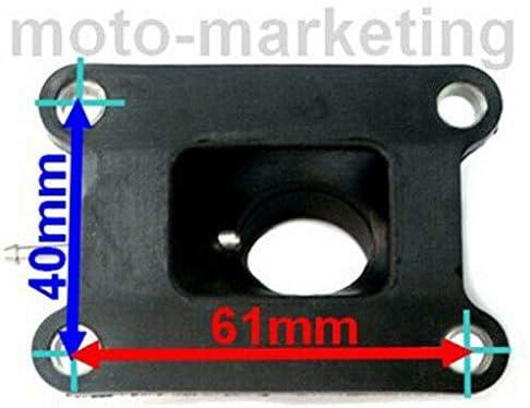 Unbranded 70cc Modifica Gruppo Termico Testa CARBURATORE Kit per Aprilia RS 50 da06 DERBI