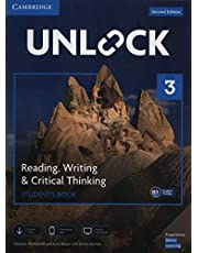 Unlock Level 3 Reading, Writing, & Critical Thinking Student's Book