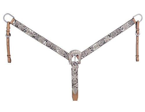 Tough-1 Greyson Belt Breast Collar ()