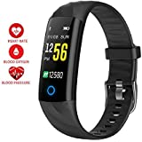 OPTA-SB-060 Tiffany Band HD Display Bluetooth Unisex Fitness Smartwatch for Android and iOS Smartphones for Men and Women