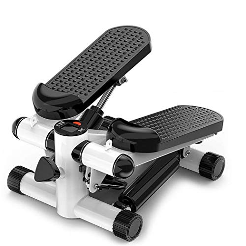 Auppy Fitness Exercise Machine Mini Stepper Stepping Legs with Resistance Bands, Legs Arm Thigh Exerciser Fitness Full…