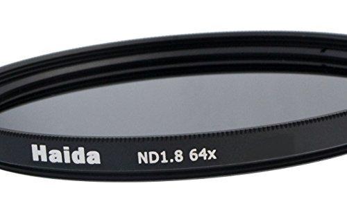 Cap mit Innengriff 55mm inkl Haida Slim ND Graufilter ND1000x
