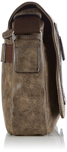 Unisex Hobos Brown Brown Kern and Laptoptasche Otto Adults' Bag Shoulder ZHPUwpSx