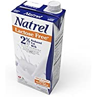 Natrel Lactose Free 2%, 32 Ounce (Pack of 6)