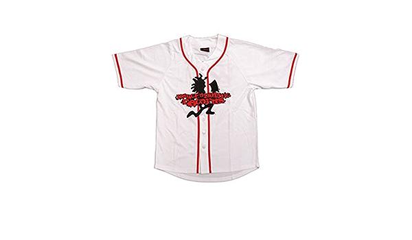 Insane Clown Posse Unisex Vintage Hoodie Baseball Uniform Jacket Sport Coat