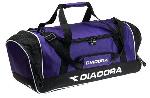 Diadora Team Bag (Purple, 25-Inch x 11-Inch x 11-Inch)