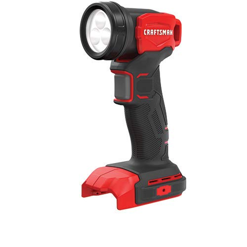 CRAFTSMAN V20 LED Work Light (Tool Only) (CMCL020B)