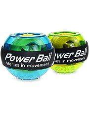 ATIN Handleds- och underarmstränare Powerball armförstärkare gyroskopisk träning gymboll