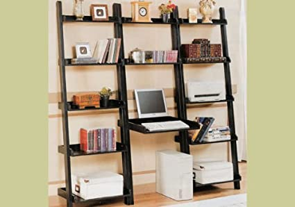 Wall units for office Library Image Unavailable 1stdibs Amazoncom Home Office Wooden Computer Desk Wall Unit Wood Shelves