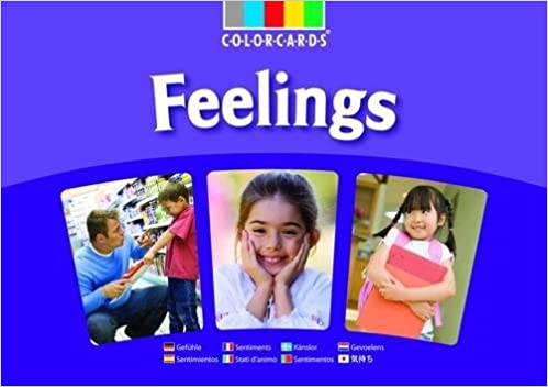 feelings colorcards speechmark 9780863886942 amazon com books