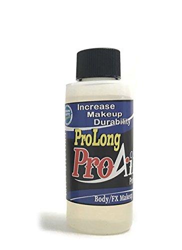 Face and Body Painting Makeup Barrier - ProAiir Waterproof Makeup Barrier 4 oz (120ml)