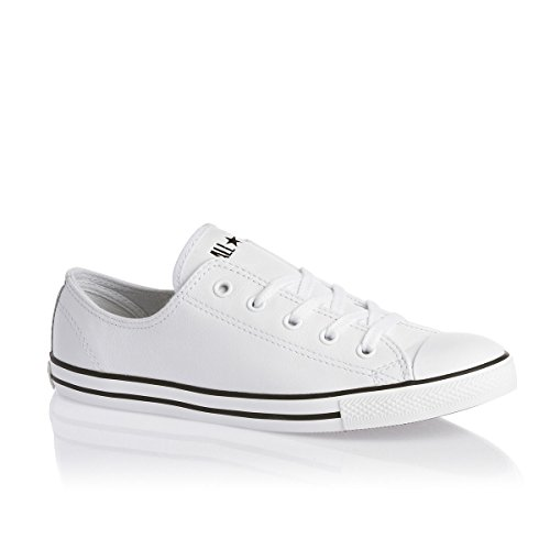 Converse Damen CT Dainty Ox Wht Slip On Sneaker Weiß (White 100)