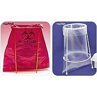Soportes pequeños para bolsas de desechos, Paquete