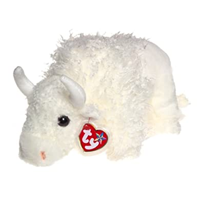 Ty Beanie Buddies - Roam the White Buffalo: Office Products [5Bkhe0502727]