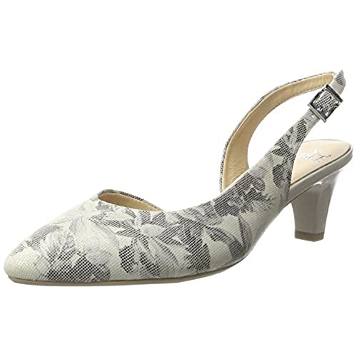 70%OFF Caprice 29603, Sandales Bout Ouvert Femme