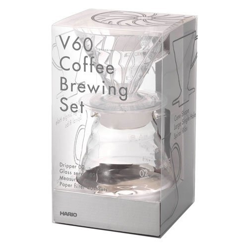 Hario V60 Complete Coffee Brewing Set - Scale, Brewer Set & Stand by Hario (Image #7)