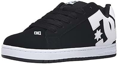 c94fece6701bed Amazon.com  DC Men s Court Graffik Skate Shoe  DC SHOE CO USA  Clothing