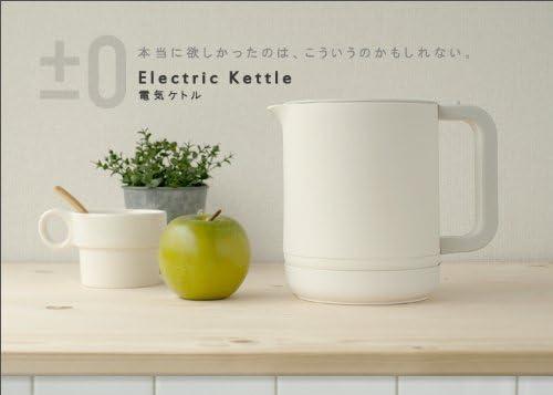 0 Electric Kettle XKY R010 plus minus
