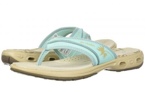 Columbia(コロンビア) レディース 女性用 シューズ 靴 サンダル Kambi(TM) Vent - Gulf Stream/Ancient Fossil [並行輸入品]