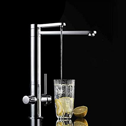 Bourkeliving 3 Way Drinking Pure Water Spout Kitchen Sink Faucet ...
