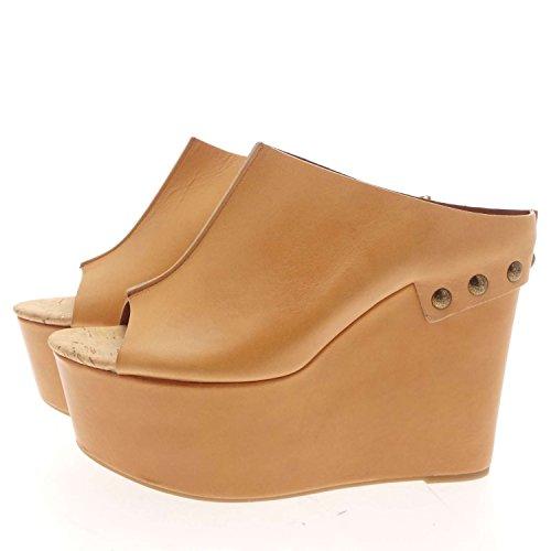 Vic's 8180 Sandales Femme Biscuit oB0Al
