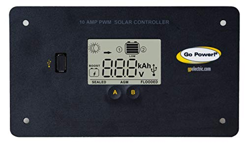Valterra Power Us, Llc GP-FLEX-50 Solar Kit 50W Flexible