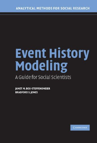 By Janet M. Box-Steffensmeier - Event History Modeling: A Guide for Social Scientists