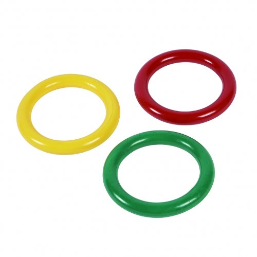 Beco Tauchring 130 gr (Farbe: rot)