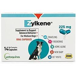 Vetoquinol Zylkene, 225 mg, 14 ct