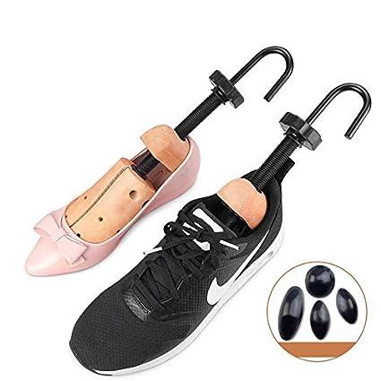 LJXiioo Amplificador de Zapatos para Hombres y Mujeres con estirador de Zapatos - Expansor de Madera