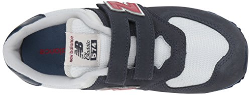 Velcro Balance Iv574 Navy New Cn Baskets red Nourrisson qTUwq4a7