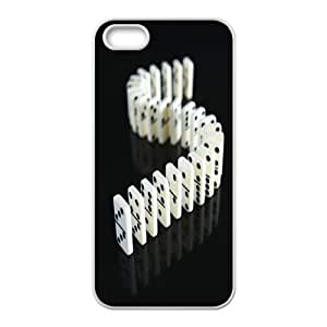 iPhone 5,5S Phone Case Dominoes SA83061