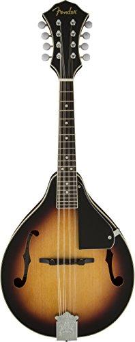 "Fender Concert Tone ""A"" Style Mandolin Pack"