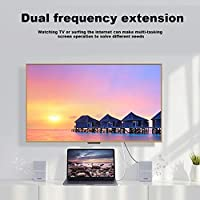 ASHATA Tipo-c a HDMI, Cable Adaptador Tipo-c para proyector/TV LCD ...