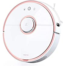 Roborock S5 Robotic Vacuum and Mop Cleaner, 2000Pa Super Power Suction &Wi-Fi Connectivity