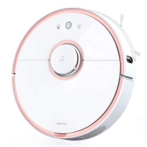 Roborock S5 Robotic Vacuum and Mop Cleaner, 2000Pa Super Power Suction...
