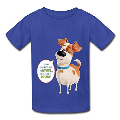 petsmart-secret-life-of-pets-design-kids-t-shirts-for-boys-girls-royalblue