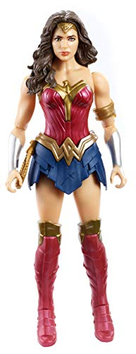 Mattel DC Justice League True-Moves Series Wonder Woman Figure, 12
