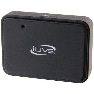 iLive iAB53W Wireless Bluetooth Receiver and Adapter - Black
