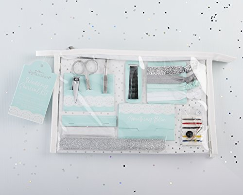 Kate Aspen, Something Blue Wedding Survival Kit, Bridal Gift, Party Favor