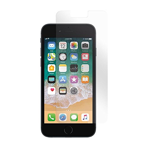 iPhone 8/7/6/6s Screen Protector, Incipio [Glass Screen Protector][Scratch Resistant] PLEX Shield for iPhone 8/7/6/6s -Clear -  CL-560-TG