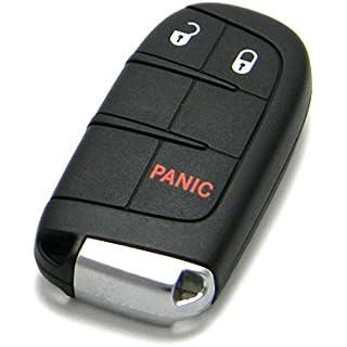 Sale Off OEM Dodge Keyless Entry Remote Fob 3-Button Smart Proximity Key (FCC ID: M3N-40821302 / P/N: 68066349)