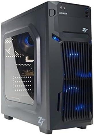 Zalman Z1 Neo Carcasa de Ordenador Midi-Tower Negro - Caja de ...