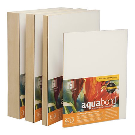 Ampersand Deep Cradle Aquabord 16 in. x 20 in.