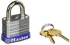 Master Lock 7D 1-1/8 Inch Laminated Stee...
