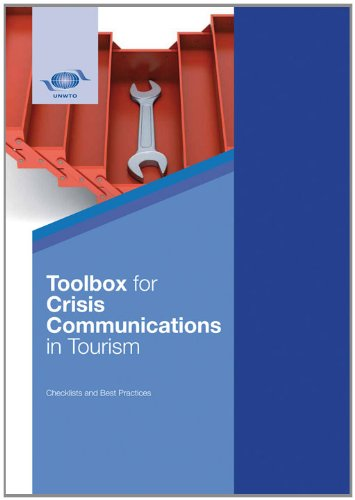 Toolbox For Crisis Communications In Tourism World Tourism Organization