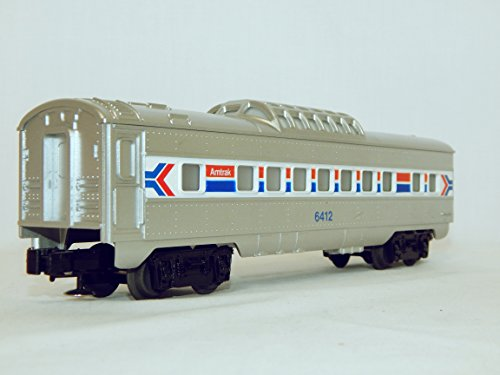 Lionel 6-6412 Amtrak Vista Dome Passenger Car 1977 O and O27 Gauge ()