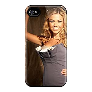 Fashionable Style Case Cover Skin For Iphone 4/4s- Adele Silva Wallpaper