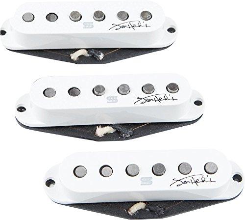 Hendrix Signature Strat Pickup Set - White (Jimi Hendrix Signature Guitar)
