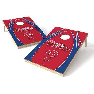 Wild Sports MLB Philadelphia Phillies 2x3 Shield Game, 24
